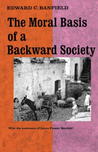 Moral Basis of a Backward Society von Simon and Schuster