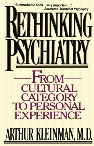 Rethinking Psychiatry: From Cultural Category to Personal Experience von Simon and Schuster