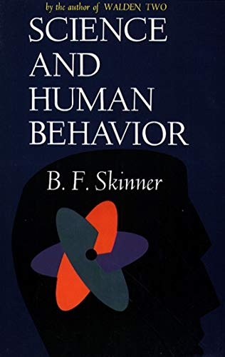 Science And Human Behavior von Free Press