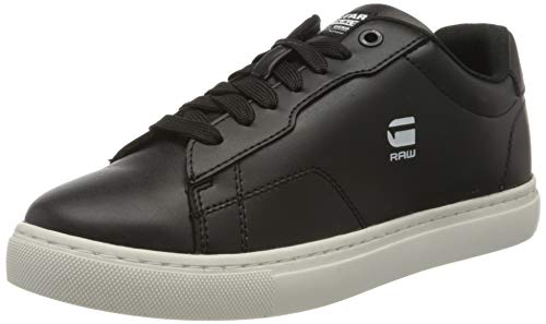 G-STAR RAW Damen Cadet Wmn Sneaker, Schwarz (Black A940-990), 36 von G-STAR RAW