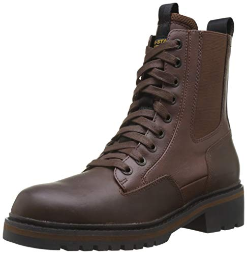 G-STAR RAW Damen Core II Hohe Stiefel, Braun (Dk Brown B701-288), 40 EU von G-STAR RAW