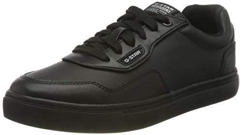 G-STAR RAW Damen Cadet Pro Sneaker, Black/Black, 39 EU von G-STAR RAW