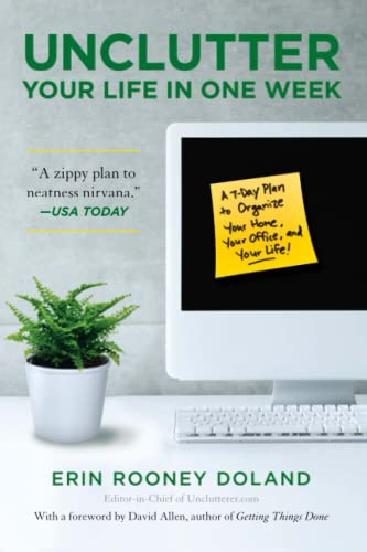 Unclutter Your Life in One Week von Gallery Books