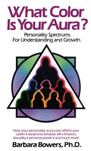What Color Is Your Aura?: Personality Spectrums for Understanding and Growth von Gallery Books