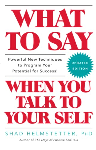 What to Say When You Talk to Your Self von Gallery Books