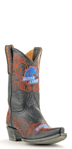 Gameday Boots NCAA Damen University Stiefel, 33 cm, Damen, BSU-L217, schwarz, 8 B (M) US von Gameday Boots