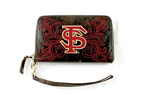 Gameday Stiefel Damen Florida State Wristlet, Damen, Florida State, Messing von Gameday Boots