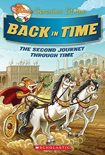 Back in Time: The Second Journey Through Time (Geronimo Stilton: The Journey Through Time, Band 2) von SCHOLASTIC