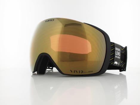 Giro CONTACT 039 black zag / vivid copper - vivid infrared von Giro