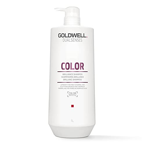 Goldwell Dualsenses Color Brilliance Shampoo, 1er Pack (1 x 1 l) von Goldwell