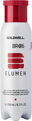 Goldw. Elumen Color Bright BR@6 200ml von Goldwell