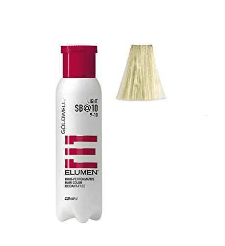 Goldwell Elumen Light Haarfarbe 10 SB, 1er Pack, (1x 200 ml) von Goldwell