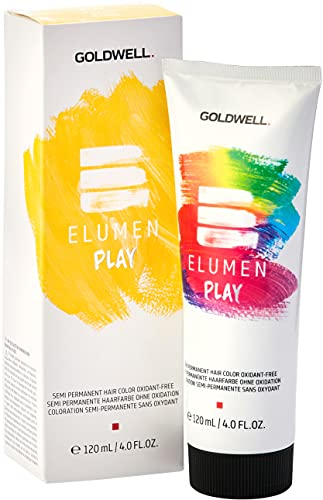 Goldw. Elumen Play Yellow 120ml von Goldwell
