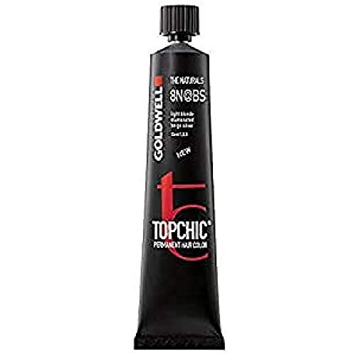 Goldwell Topchic Elumenated Haarfarbe 8N BS, 1er Pack (1 x 60 ml) von Goldwell