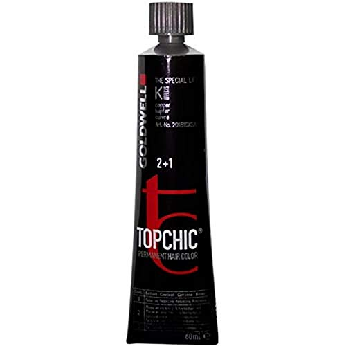 Goldwell Topchic Haarfarbe Effects kupfer-rot KR, 1er Pack (1 x 60 ml) von Goldwell