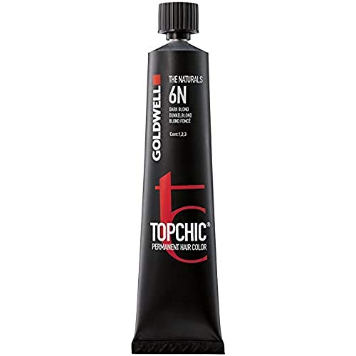 Goldwell Topchic Haarfarbe rotbuche hell 7RB, 1er Pack (1 x 60 ml) von Goldwell