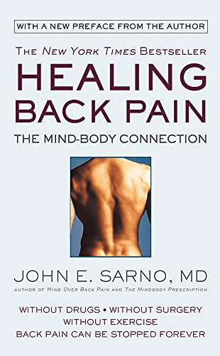Healing Back Pain: The Mind-Body Connection von Grand Central Life & Style