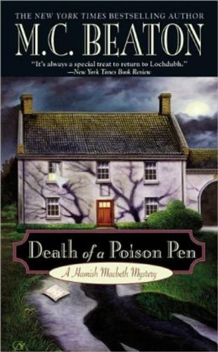 Death of a Poison Pen (A Hamish Macbeth Mystery, Band 19) von Grand Central Publishing