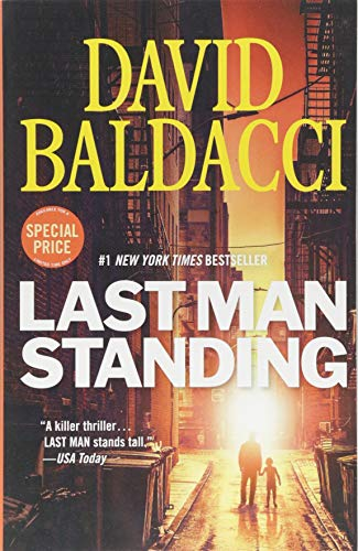 Last Man Standing von Grand Central Publishing