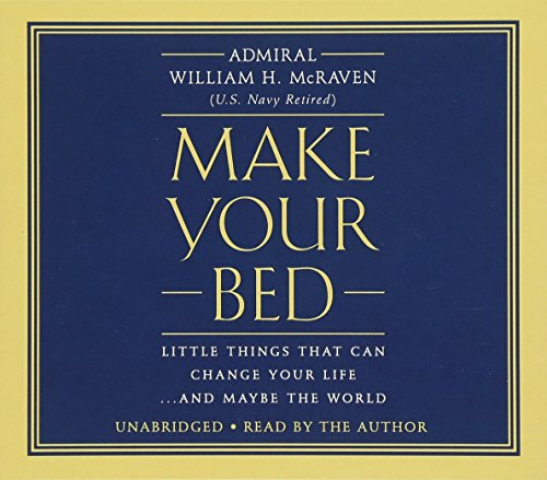 Make Your Bed: Little Things That Can Change Your Life...And Maybe the World von Grand Central Publishing