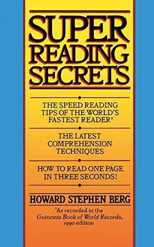 Super Reading Secrets von Grand Central Publishing