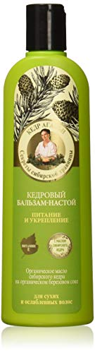 Grandma Agafia's Recipes Cedar Conditioner Strong Hair 280ml von Grandma Agafia's Recipes 5 Juices