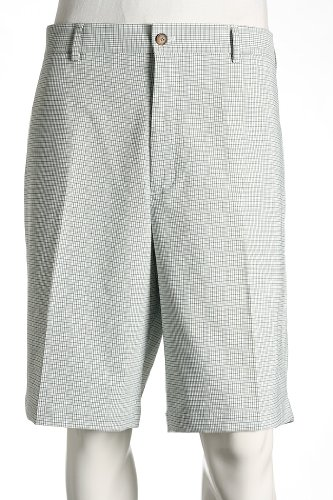 "Greg Norman Herren Classic Pro-fit Pant Hosen, Dark Navy Heather, W: 40"" x L: 34"" von Greg Norman"