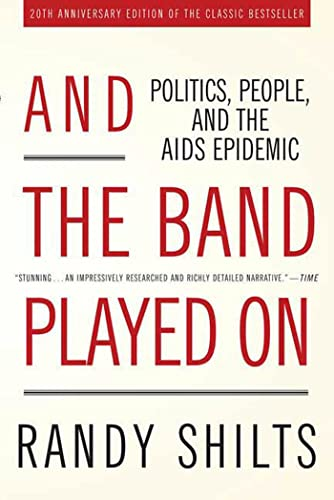 And the Band Played on: Politics, People, and the AIDS Epidemic von GRIFFIN