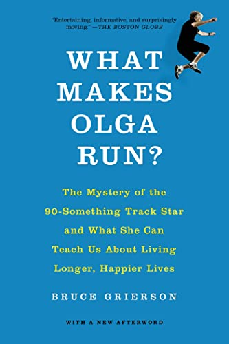 What Makes Olga Run? von Griffin
