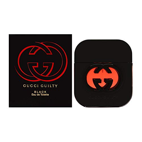 Gucci Guilty Black EDT 50 ml, 1er Pack (1 X 50 ml) von Gucci