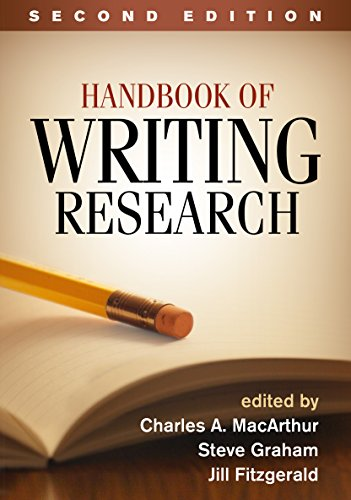 Handbook of Writing Research, Second Edition von Guilford Press