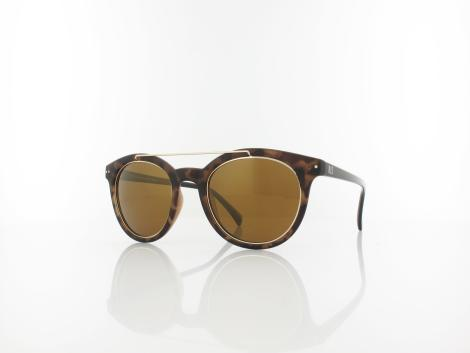 HIS polarized HPS88102-2 50 brown pattern / gold mirror polarized von H.I.S. polarized