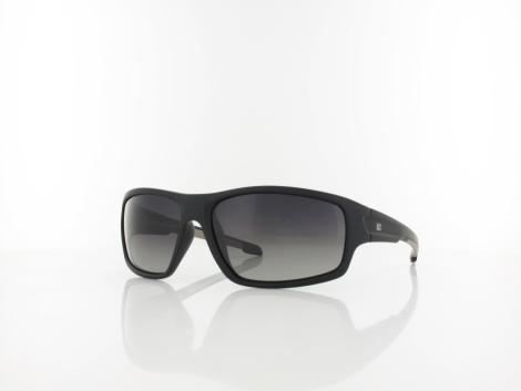 HIS polarized HPS97103-1 63 matte black / grey polarized von H.I.S. polarized