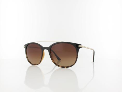 HIS polarized HPS98101-2 54 brown / brown gradient with silver flash polarized von H.I.S. polarized