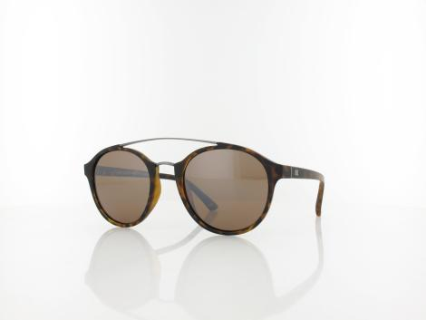 HIS polarized HPS98108-2 52 havana / brown with silver flash polarized von H.I.S. polarized