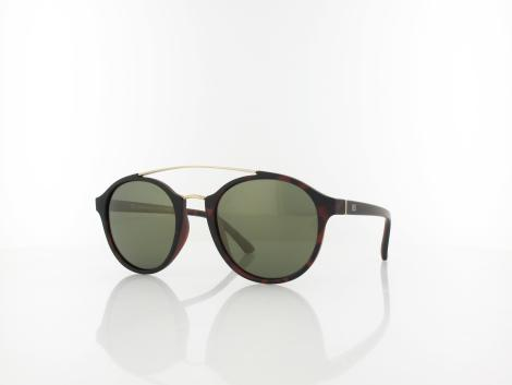 HIS polarized HPS98108-3 52 havana / green with gold flash polarized von H.I.S. polarized