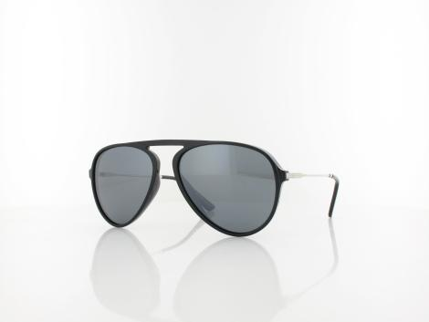 HIS polarized HPS98115-1 58 black / smoke with silver flash polarized von H.I.S. polarized