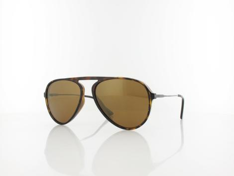 HIS polarized HPS98115-2 58 havana / brown with gold flash polarized von H.I.S. polarized