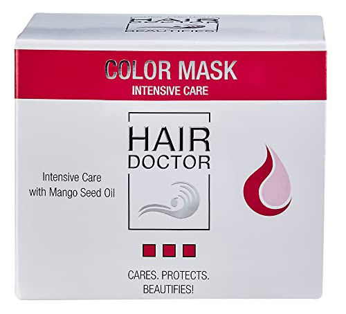 Hair Doctor - Color Intense Mask Intensiv-Maske mit Mangokern-Öl - 200 ml von HAIR DOCTOR