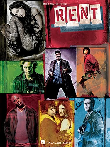 Rent: Movie Vocal Selections (Piano/Vocal) von HAL LEONARD