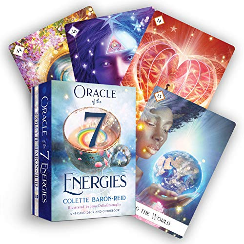 Oracle of the 7 Energies: A 49-Card Deck and Guidebook von HAY HOUSE