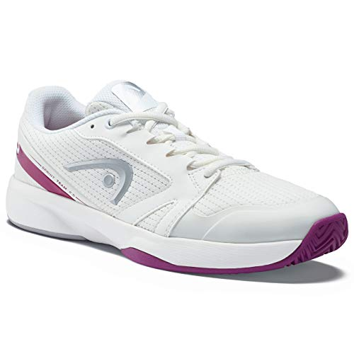 HEAD Damen Sprint Team 2.5 Women Tennisschuh, White/Violet, 38 EU von HEAD