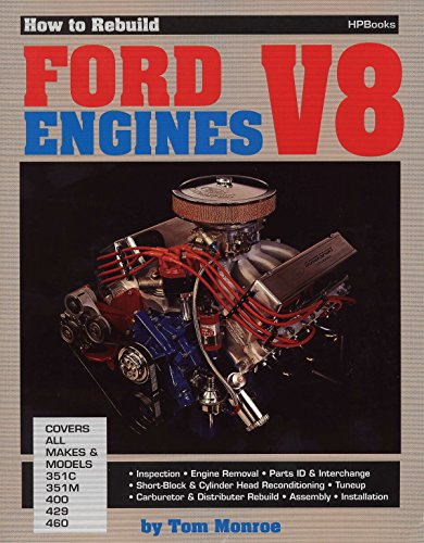 How to Rebuild Ford V-8 Engines (Hpbooks) von HP BOOKS