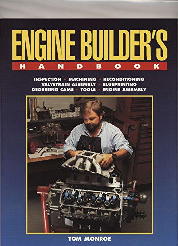 Engine Builder's Handbook HP1245: How to Rebuild Your Engine to Original or Improved Condition von HP Books