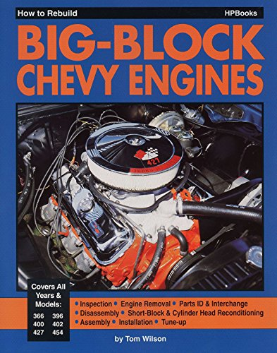 How to Rebuild Big-Block Chevy Engines von HP Books