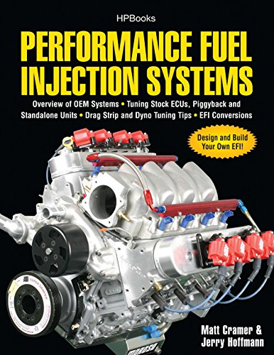 Performance Fuel Injection Systems HP1557: How to Design, Build, Modify, and Tune EFI and ECU Systems.Covers Components, Se nsors, Fuel and Ignition ... Tuning the Stock ECU, Piggyback and Stan von HP Books