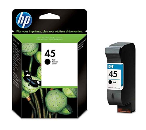 HP 45 Large Black Original Ink Cartridge von HP