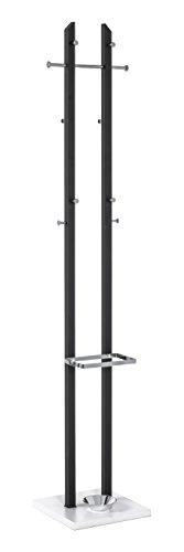Chrom Haku-M/öbel 90247 WC-Garnitur 33 x 20 x 92 cm