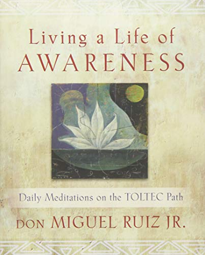 Living a Life of Awareness: Daily Meditations on the Toltec Path von HAMPTON ROADS PUB CO INC
