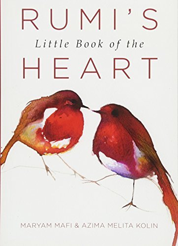 Rumi's Little Book of the Heart von HAMPTON ROADS PUB CO INC
